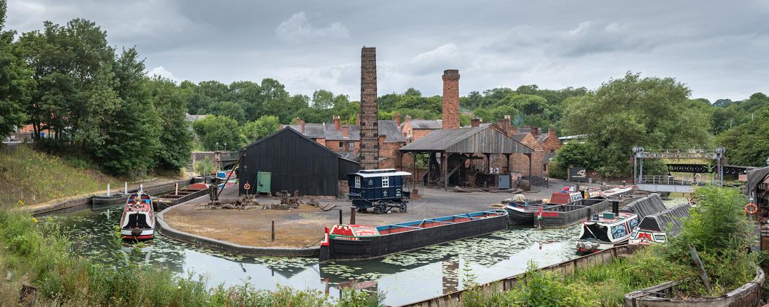 The Canal Wharf