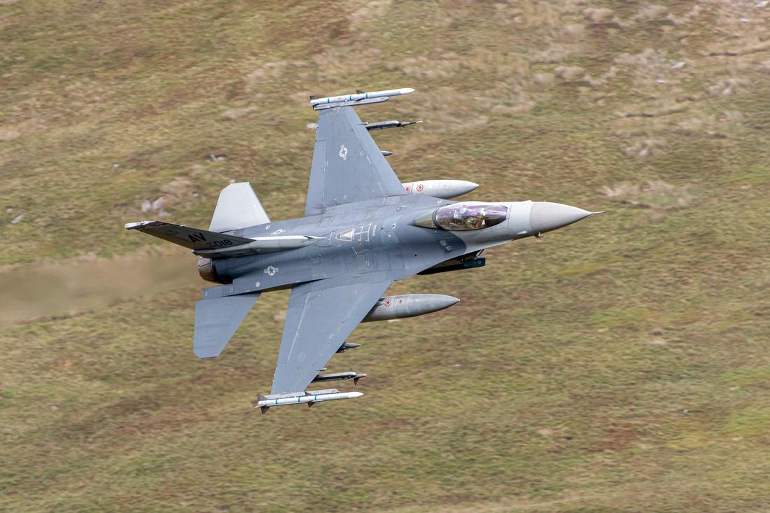 F-16 Fighting Falcon AF 89018