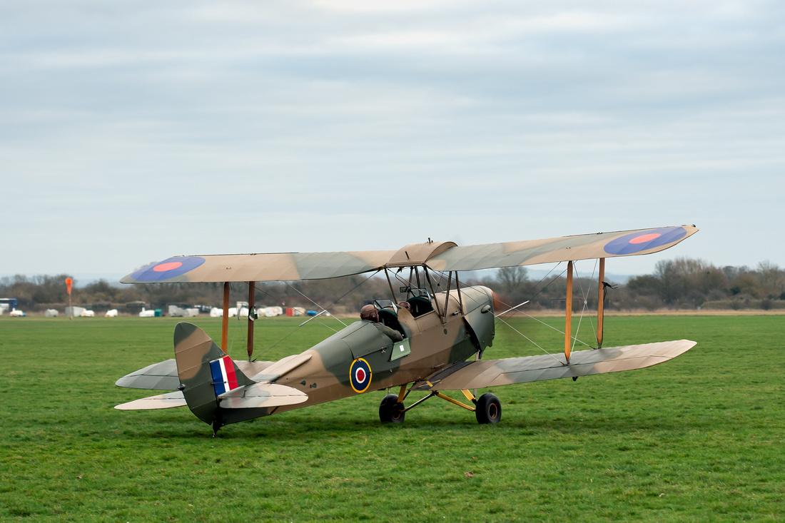 De Havilland DH-82A Tiger Moth II (DE971)