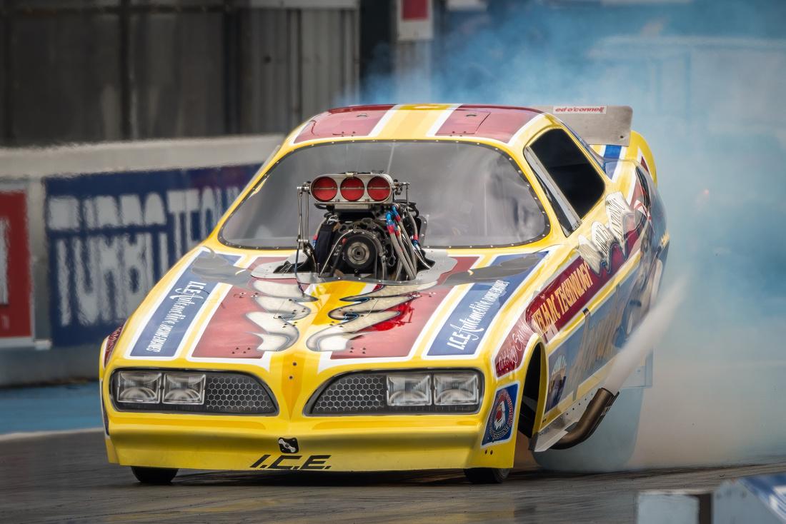 Pontiac Firebird Apache Funny Car