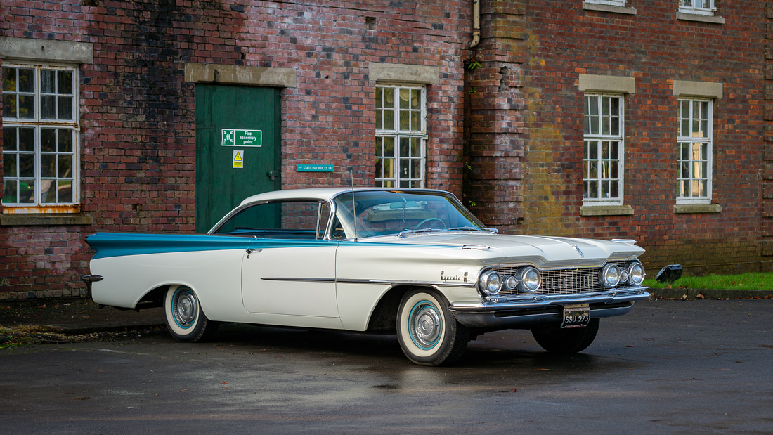 1959 Oldsmobile Coupe Dynamic 88