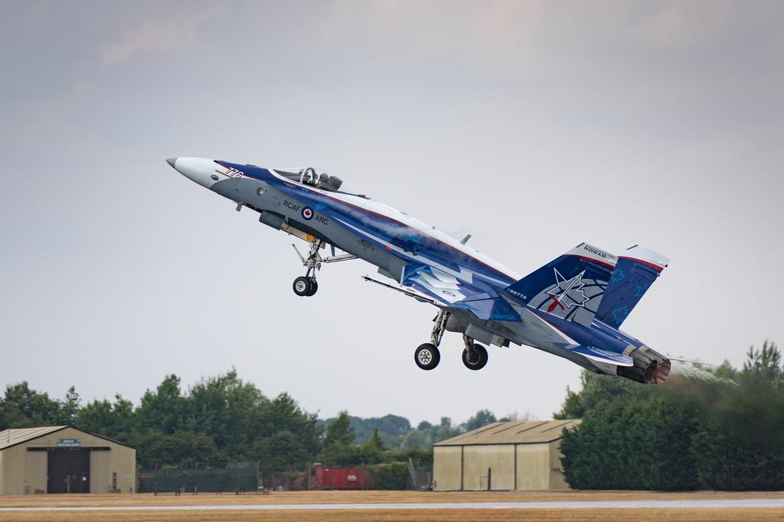 McDonnell Douglas CF-18 Hornet (RCAF)