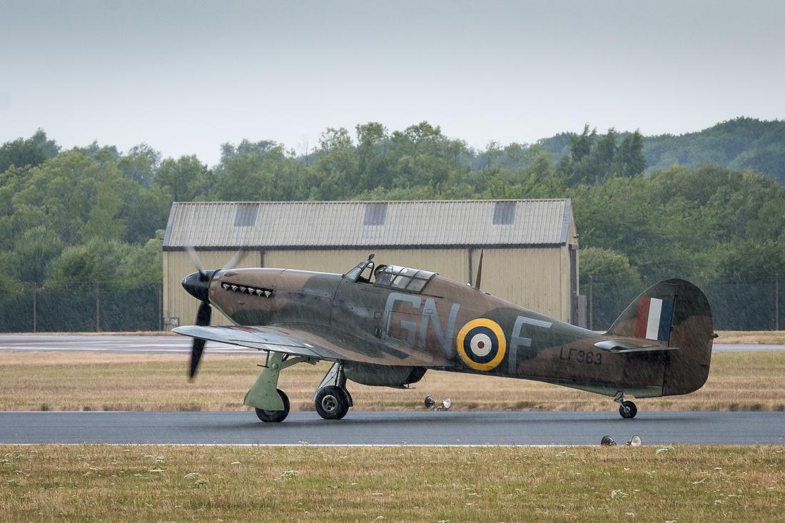 Hawker Hurricane Mk.IIc - LF363